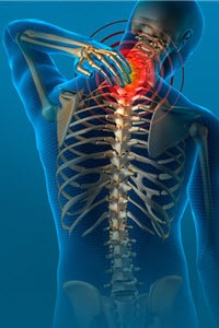 osteopaths treat ALL body parts such as muscles, ligaments, tendons and joints.